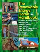 The Renewable Energy Home Manual