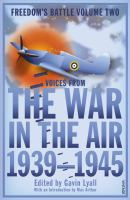 The War in the Air, 1939-1945