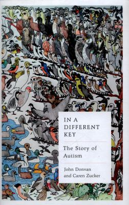 Cover image for In A Different Key