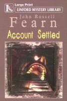 Account Settled