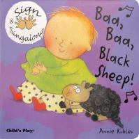 Baa Baa, Black Sheep