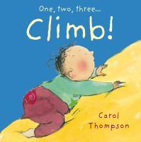 One, Two, Three...climb!