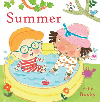 Book Cover - Summer