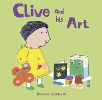 Clive and His Art