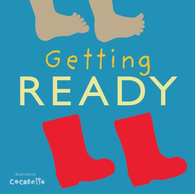 "Book Cover - Getting ready "" title=""View this item in the library catalogue"