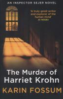 The Murder of Harriet Krohn