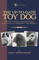 The Up-to-date Toy Dog