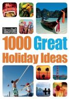 1000 Great Holiday Ideas