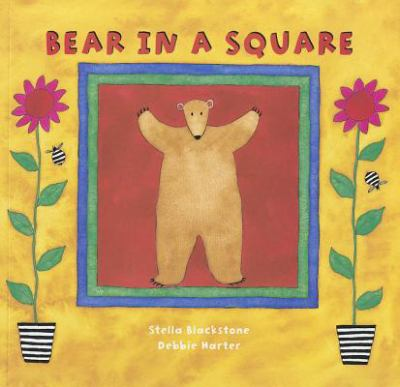 """Book Cover - Bear In A Square"""" title=""""View this item in the library catalogue"""