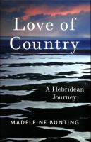 Love of country : a Hebridean journey