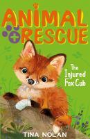 Injured Fox Cub
