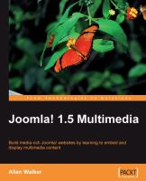 Joomla! 1.5 Multimedia