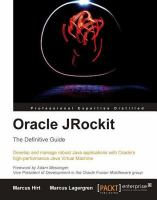 Oracle JRockit
