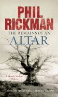 The Remains of An Altar