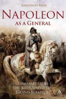 Napoleon as A General
