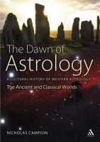 The Dawn of Astrology