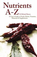 Nutrients A to Z