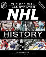 The Official Illustrated NHL History