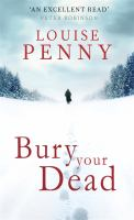 Bury Your Dead (Book Club Kit)