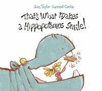 That's What Makes A Hippopotamus Smile!