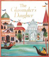 The Glassmaker's Daughter book cover