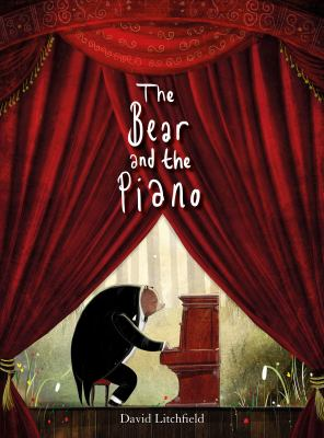 Cover image for The Bear and the Piano