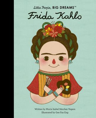 Cover image for Frida Kahlo