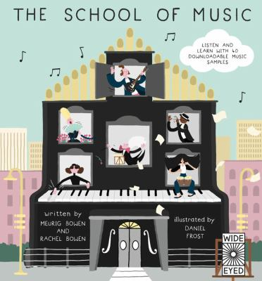 Cover image for The School of Music