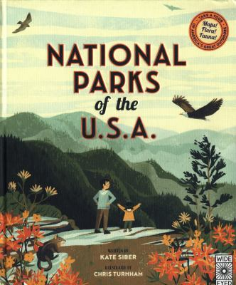 Cover image for National Parks of the U.S.A