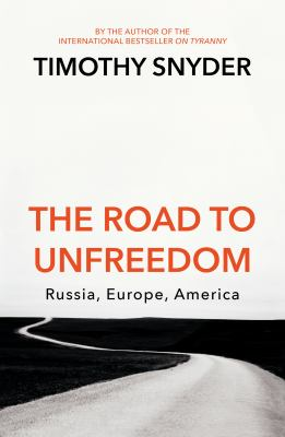 Cover image for The Road to Unfreedom