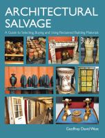 Architectural Salvage