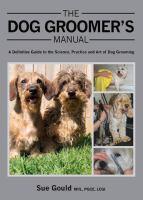 The Dog Groomer's Manual