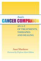 Anni's Cancer Companion