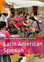 The Rough Guide Latin American Spanish