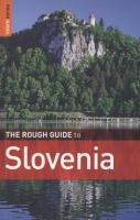 The Rough Guide to Slovenia [2010]