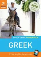 The Rough Guide Greek Phrasebook