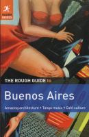 The Rough Guide to Buenos Aires 2011
