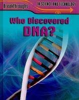 Image: Who Discovered DNA?