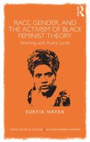 Race, Gender, and the Activism of Black Feminist Theory