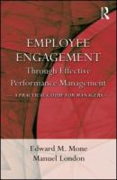 Employee Engagement Through Effective Performance Management