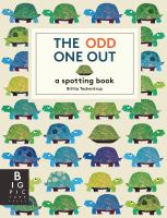 The odd one out : a spotting book