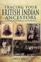 Image: Tracing your British Indian Ancestors