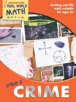 Solve A Crime