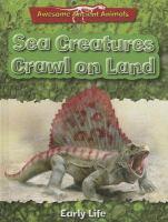 Sea Creatures Crawl on Land