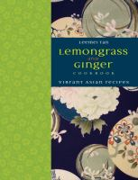 Lemongrass and Ginger Cookbook