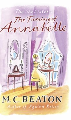 taming of annabelle cover