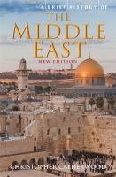 A Brief History of the Middle East