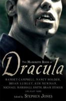 The Mammoth Book of Dracula