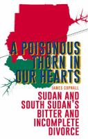A Poisonous Thorn in Our Hearts