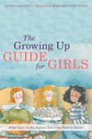 Growing up Book for Girls